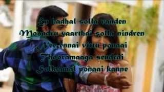 MAALAI POZHUTHIN MAYAKATHILE - OH BABY GIRL song lyrics