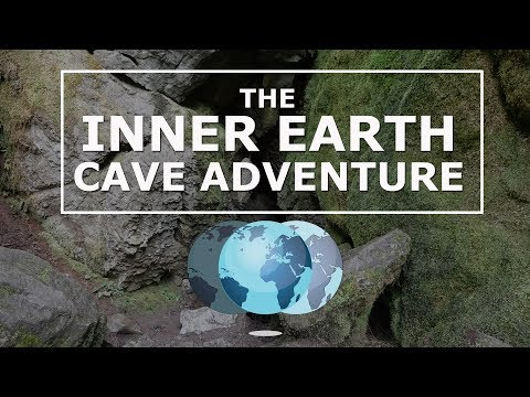 The Inner Earth Cave Adventure  NewEarthTeachings.com
