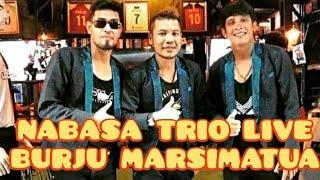 Nabasa Trio Burju Marsimatua Live Di Lapangan Terbuka Acara Pernikahan
