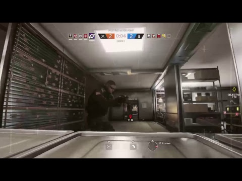 Rainbow 6 siege ranked getting my gold back