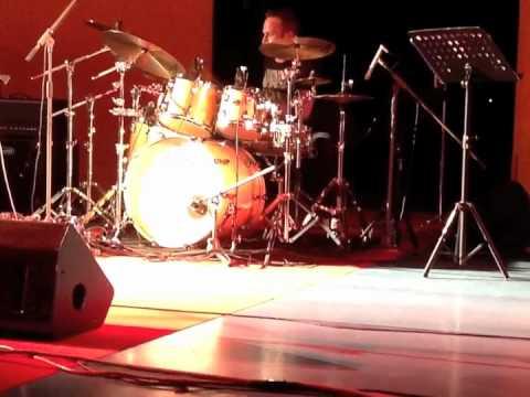 Luca Ferrari Drum Solo
