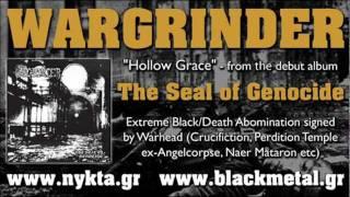 WARGRINDER - Hollow Grace (Nykta 2012)