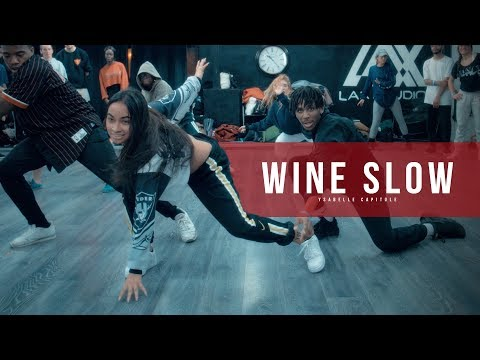 GYPTIAN - WINE SLOW - Choreography By Ysabelle Capitule - Filmed by @Alexinhofficial