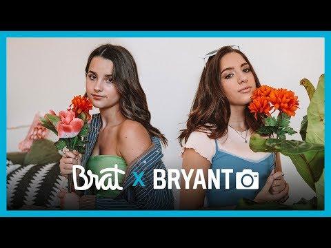 BRAT x BRYANT | Photoshoot
