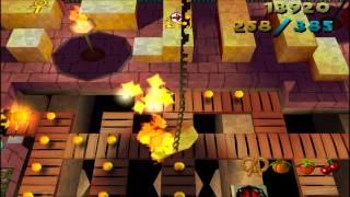 PSX Ms Pac Man Maze Madness Level 3