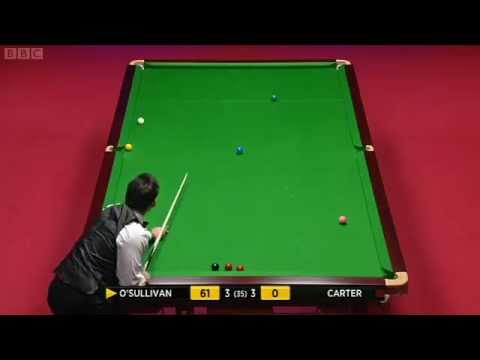 Ronnie O'Sullivan Historic 92 Clearance, 2012 World Snooker Championship Final