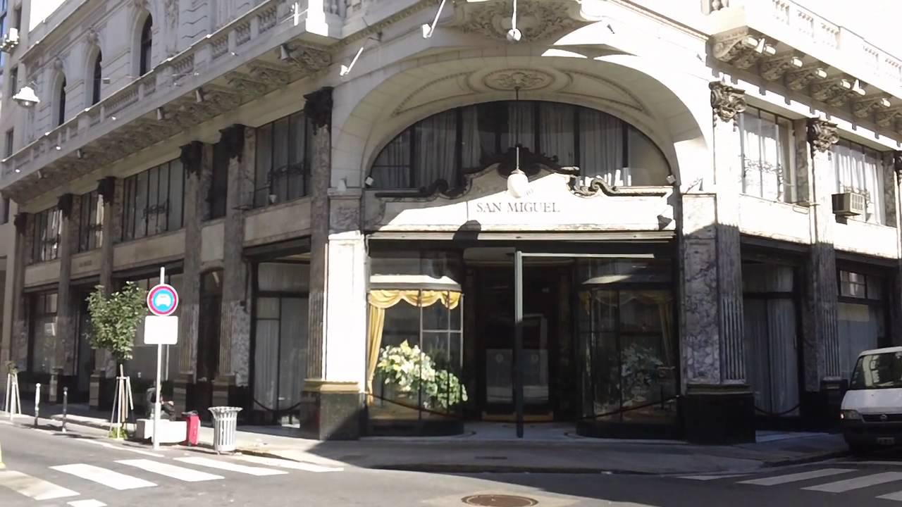 Palacio San Miguel Buenos Aires Youtube