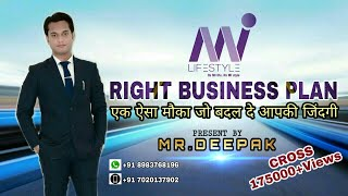 Mi Lifestyle A Great Business Opportunity Presentation by Mr.Deepak|📞8983768196 / 7020137902