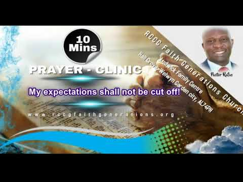 Early Morning Prayer  Command your morning with powerful