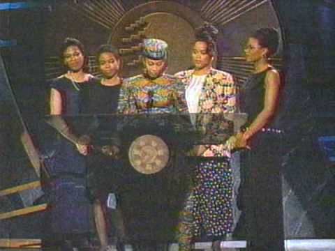 DR. BETTY SHABAZZ HONORED BY DENZEL WASHINGTON & SHABAZZ DAUGHTERS