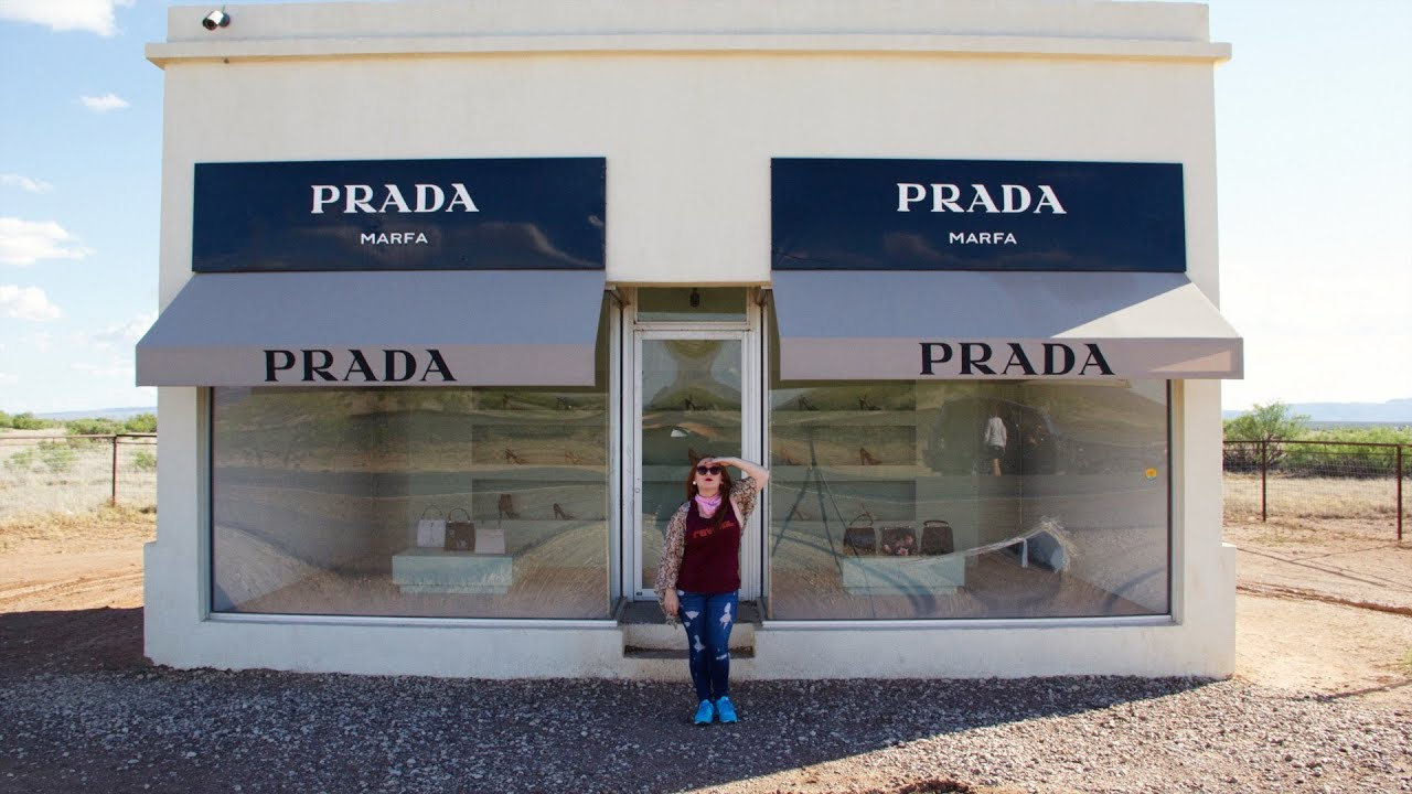 Prada Marfa   YouTube