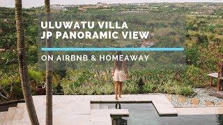 Gambar cover Uluwatu Villa - JP Panoramic View 2BR Pool Villa Uluwatu Airbnb