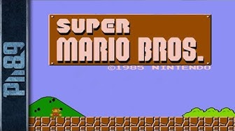 Super Mario Bros. (1985) Full Walkthrough NES Gameplay [Nostalgia]