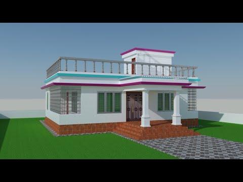 3 bedroom house design 2019
