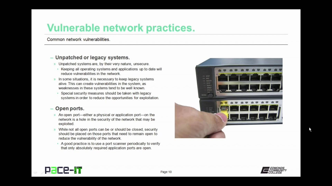 common network vulnerabilities Verizon 2016 dbir – most common vulnerabilities network security offers of the exploitable vulnerabilities exploiting any common vulnerability could give.
