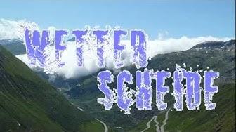 Wetterscheide Furka Grimsel Switzerland