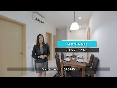 Singapore Condo Property Listing Video - Space @ Kovan 2 Bedder Penthouse