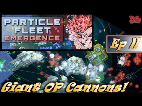 Particle Fleet: Emergence - Episode 11 ► The Origin World, Yikes! - Part 1 (1440p/60)