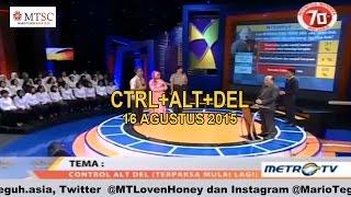 Mario Teguh - Ctrl+Alt+Del (Terpaksa Mulai Lagi)