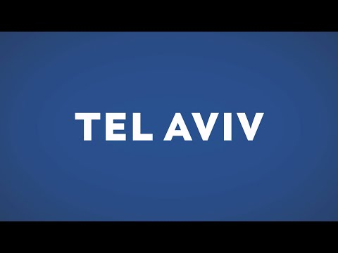 Votre prochaine destination... Tel Aviv !
