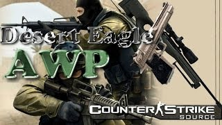 CSS AWP og Deserteagle Quick Scope (Part 1)