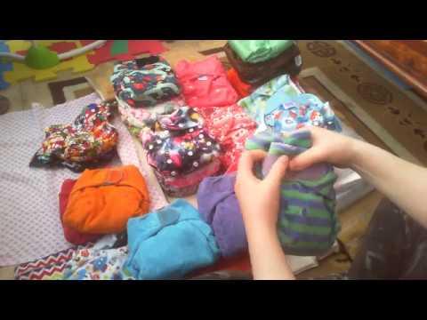 Tots Bots Bamboozle Cloth Nappy Diaper Review