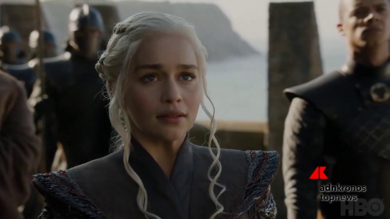 Game of Thrones 8, linverno è arrivato e lepica stagione finale andrà in onda ad aprile 2019