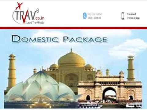 Domestic Holiday Tour Packages, family holiday packages in India, all India tour packages prices