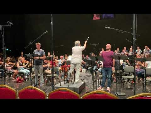 Matheus Pompeu as Corrado: Recording Verdi's Il Corsaro with Fabio Biondi and EG