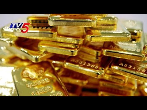 Police Caught Gold Smugglers | Hyderabad : TV5 News
