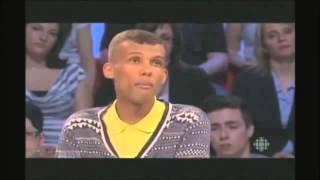 Stromae parle de son père et du génocide et il cite Corneille 2014 new
