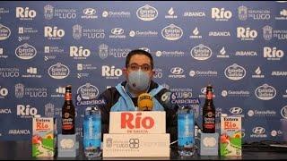 Video Diego Epifanio RP previa Leyma Coruña Leche Río Breogán