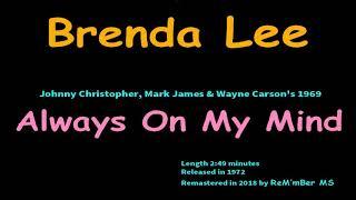 Brenda Lee-Always On My Mind