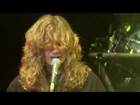 MegadetH -  Take No Prisoners ( Live - San Diego )