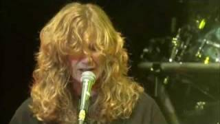 MegadetH -  Take No Prisoners ( Live - San Diego )