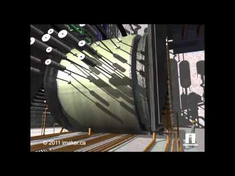 A Nuclear Reactor - 3d Tour.mp4