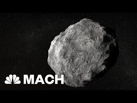 An Alien Object Was Recently Detected In Our Solar System | Mach | NBC News