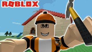 Je CANT BUILD ON ROBLOX HELP