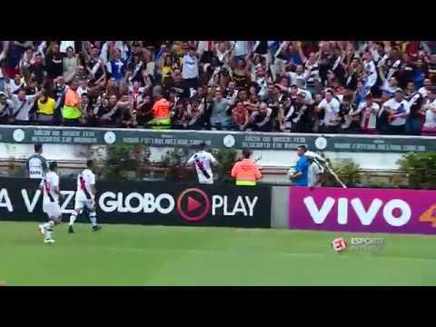 Melhores Momentos - Vasco 2 x 1 Ponte Preta - Campeonato Brasileiro (03/12/2017)