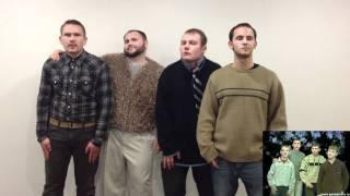 группа мясорубка best cover песни Стекловата - новый год
