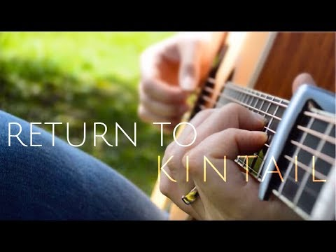 Celtic Guitar - Return to Kintail/Calliope House/The Humours of Tulla