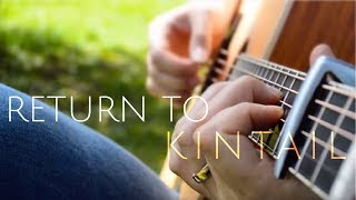 Celtic Guitar - Return to Kintail/Calliope House - Stephen Wake