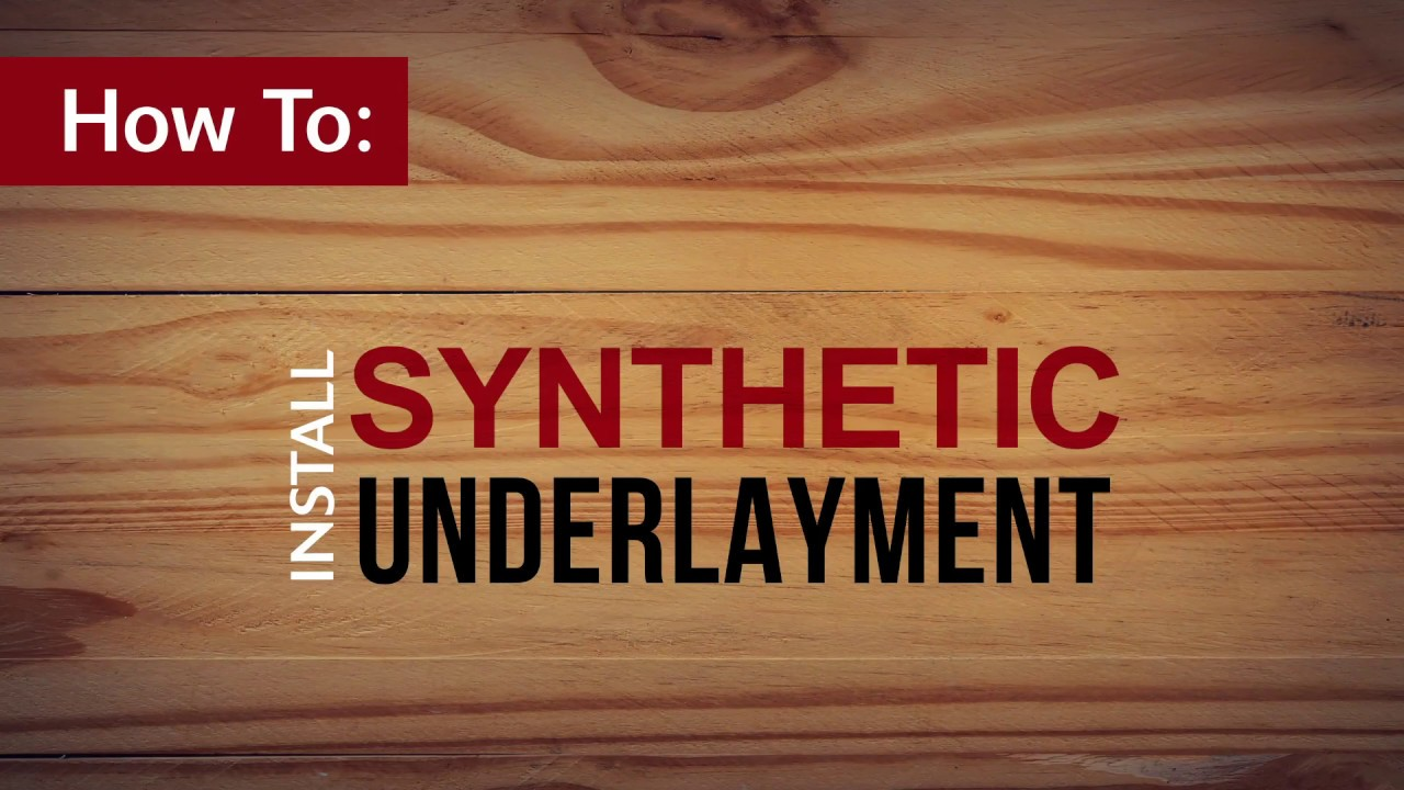 How to Install Synthetic Underlayment: Hammer Time With Paul (Episode 2)
