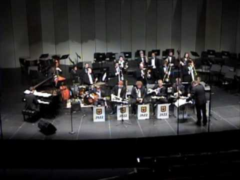 "University of Missouri Concert Jazz Band - ""Don't ..."