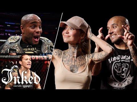 Tattoo Artists React To UFC Fighter&39;s Tattoos  Tattoo Artists Answer