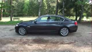 2012 BMW 530d xDrive Walkaround