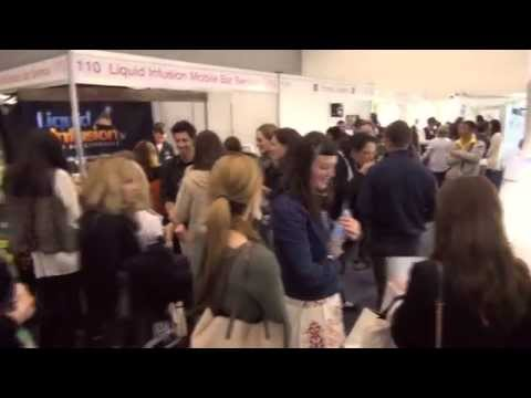 Melbourne Bride Wedding Expo 2014 -  Event Highlights
