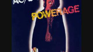 AC/DC - 9. Kicked in the Teeth - Powerage 1979