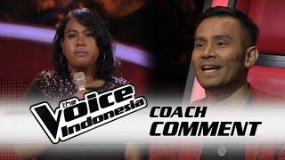 Judika Buat Silsa Menangis | The Blind Audition Eps 5 | The Voice Indonesia 2016
