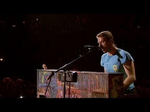 Coldplay  The Scientist UNSTAGED